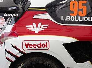 Veedol - Rallycross courses 2019
