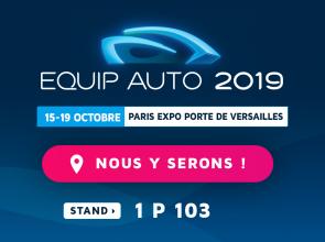 VEEDOL au Salon EQUIP AUTO 2019