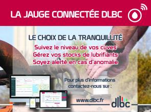 LA JAUGE CONNNECTEE DLBC