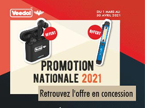 PROMOTION NATIONALE VEEDOL 2021