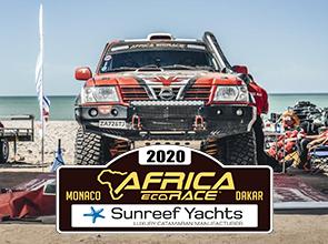 Veedol partenaire de l'Africa Eco Race 2020