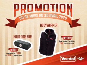 PROMOTION NATIONALE VEEDOL 2020