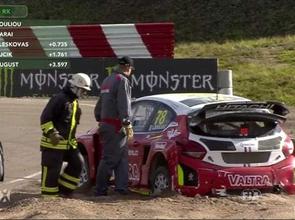 Course n°5 : Rallycross Höljes
